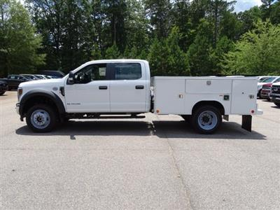 2019 F-550 Crew Cab DRW 4x4,  Reading SL Service Body #T198396 - photo 7