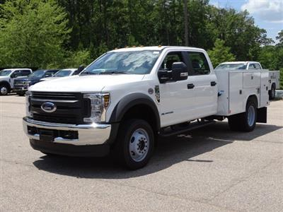 2019 F-550 Crew Cab DRW 4x4,  Reading SL Service Body #T198396 - photo 1
