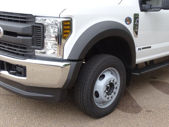 2019 F-450 Crew Cab DRW 4x4, Reading SL Service Body #T198401 - photo 9