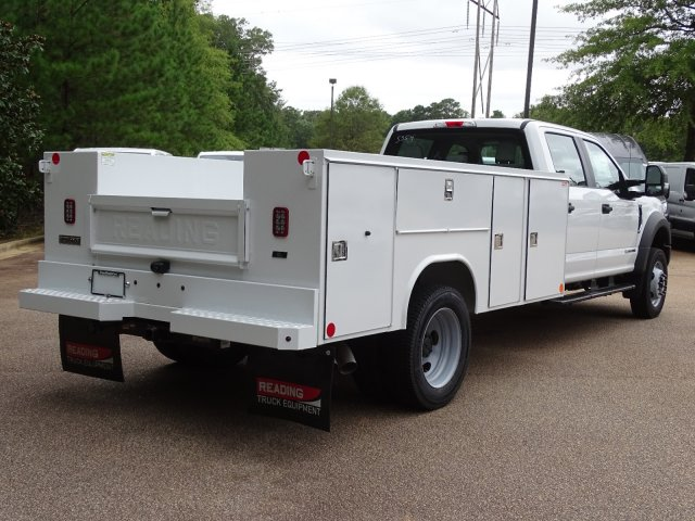 2019 F-450 Crew Cab DRW 4x4, Reading SL Service Body #T198401 - photo 5