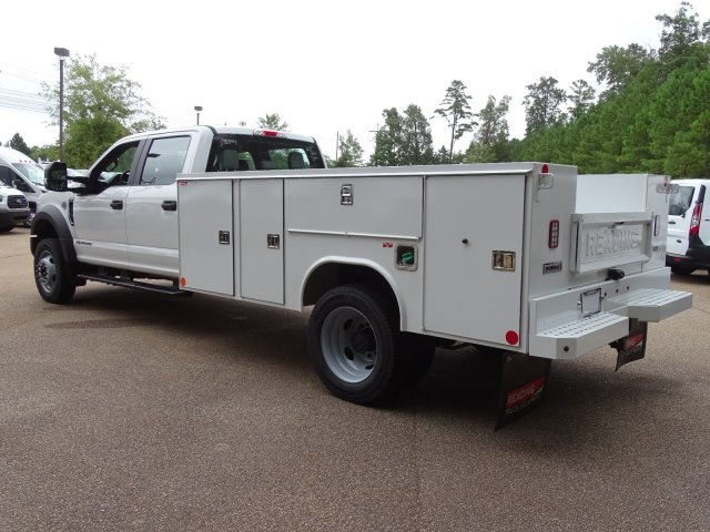 2019 F-450 Crew Cab DRW 4x4, Reading SL Service Body #T198401 - photo 2