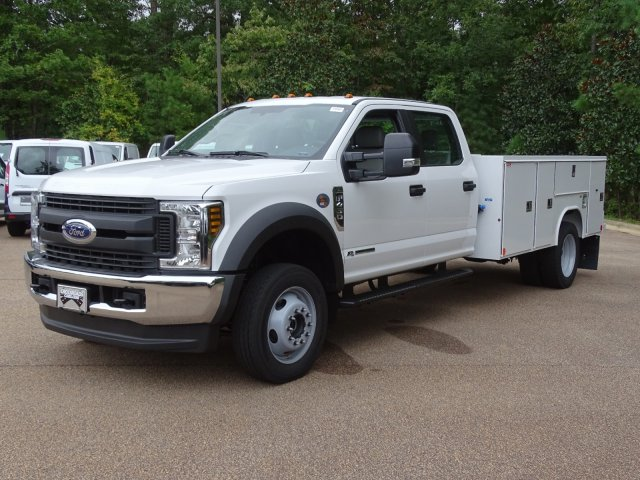 2019 F-450 Crew Cab DRW 4x4, Reading Service Body #T198401 - photo 1