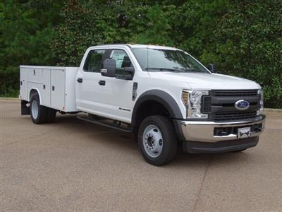 2019 F-450 Crew Cab DRW 4x4, Reading SL Service Body #T198401 - photo 3