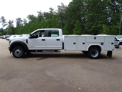 2019 F-450 Crew Cab DRW 4x4, Reading SL Service Body #T198401 - photo 7