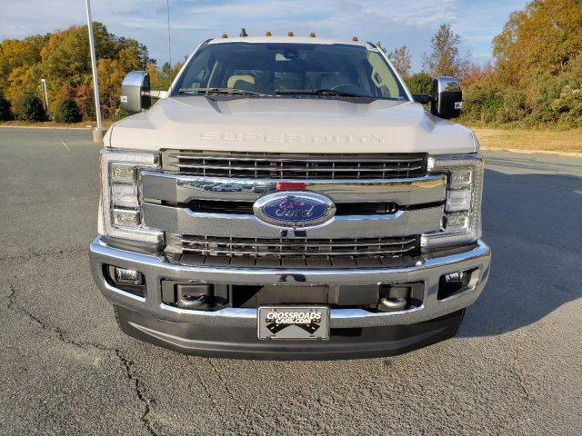 2019 F-350 Crew Cab DRW 4x4, Pickup #T198411 - photo 8