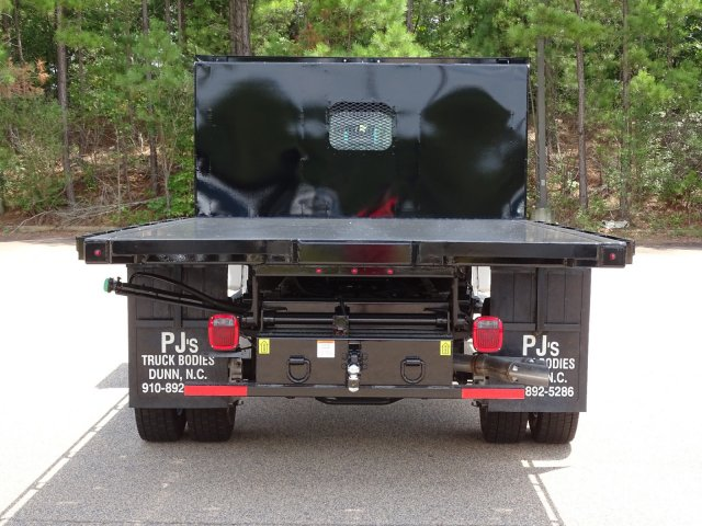 2019 F-550 Crew Cab DRW 4x4, PJ's Platform Body #T198414 - photo 6