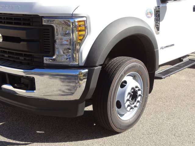 2019 F-450 Regular Cab DRW 4x4, PJ's Platform Body #T198416 - photo 10
