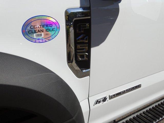 2019 F-450 Regular Cab DRW 4x4,  PJ's Platform Body #T198416 - photo 12