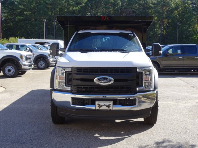 2019 F-450 Regular Cab DRW 4x4, PJ's Platform Body #T198416 - photo 9