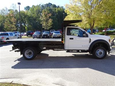 2019 F-450 Regular Cab DRW 4x4, PJ's Platform Body #T198416 - photo 4