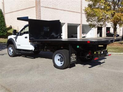 2019 F-450 Regular Cab DRW 4x4, PJ's Platform Body #T198416 - photo 2