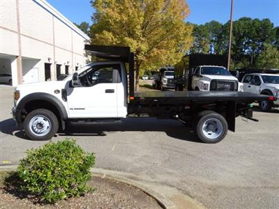 2019 F-450 Regular Cab DRW 4x4, PJ's Platform Body #T198416 - photo 8