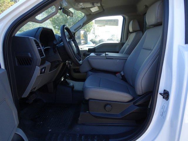 2019 F-350 Regular Cab DRW 4x4,  Platform Body #T198431 - photo 12