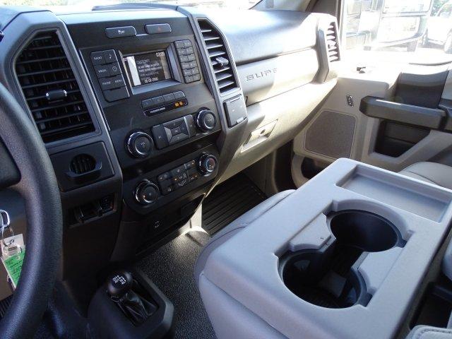2019 F-350 Regular Cab DRW 4x4,  Platform Body #T198431 - photo 25