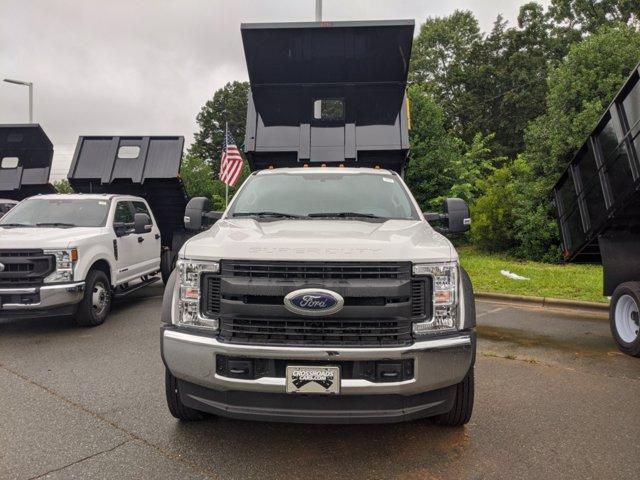 2019 Ford F-550 Crew Cab DRW 4x4, PJ's Landscape Dump #T198465 - photo 7