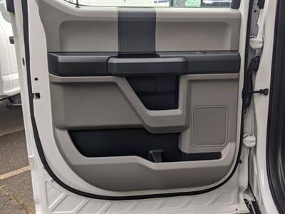2019 Ford F-550 Crew Cab DRW 4x4, PJ's Landscape Dump #T198465 - photo 21
