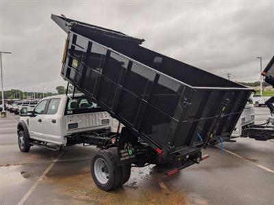 2019 Ford F-550 Crew Cab DRW 4x4, PJ's Landscape Dump #T198465 - photo 2