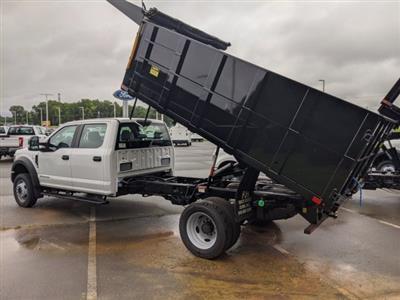 2019 Ford F-550 Crew Cab DRW 4x4, PJ's Landscape Dump #T198465 - photo 6