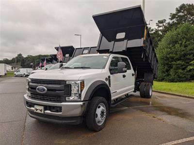 2019 Ford F-550 Crew Cab DRW 4x4, PJ's Landscape Dump #T198465 - photo 1