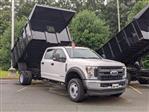 2019 Ford F-550 Crew Cab DRW 4x4, PJ's Landscape Dump #T198465 - photo 3
