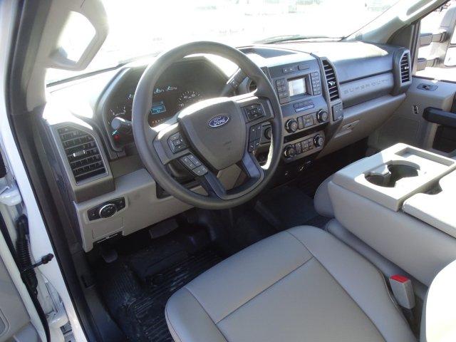 2019 Ford F-550 Super Cab DRW 4x4, Reading Classic II Steel Service Body #T198483 - photo 14