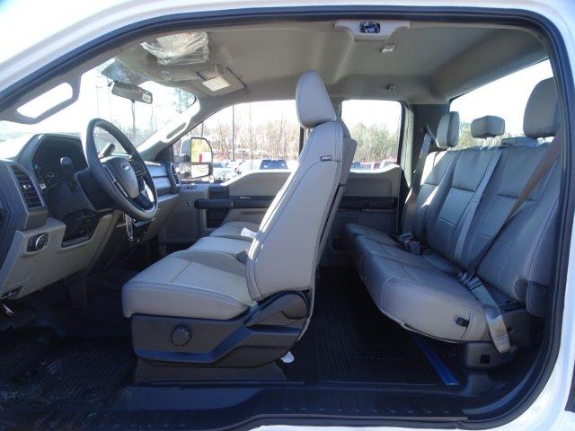 2019 Ford F-550 Super Cab DRW 4x4, Reading Classic II Steel Service Body #T198483 - photo 29