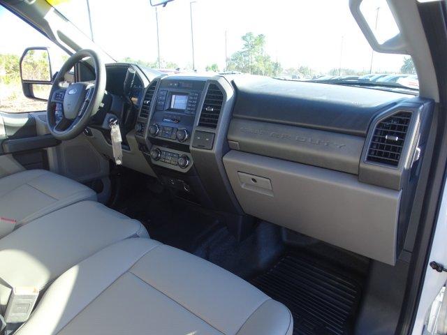 2019 Ford F-550 Super Cab DRW 4x4, Reading Classic II Steel Service Body #T198483 - photo 43