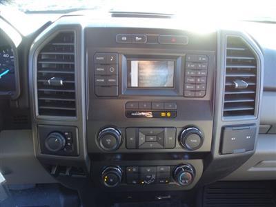 2019 Ford F-550 Super Cab DRW 4x4, Reading Classic II Steel Service Body #T198483 - photo 21