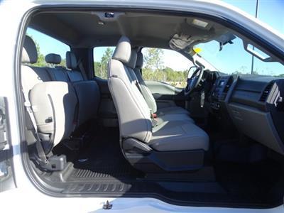 2019 Ford F-550 Super Cab DRW 4x4, Reading Classic II Steel Service Body #T198483 - photo 38