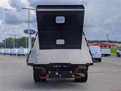 2019 Ford F-350 Crew Cab DRW RWD, PJ's Platform Body #T198484 - photo 6