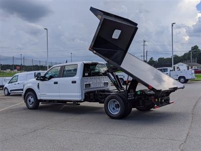 2019 Ford F-350 Crew Cab DRW RWD, PJ's Platform Body #T198484 - photo 2