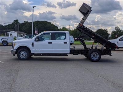 2019 Ford F-350 Crew Cab DRW RWD, PJ's Platform Body #T198484 - photo 7