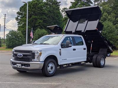 2019 Ford F-350 Crew Cab DRW RWD, PJ's Platform Body #T198484 - photo 1