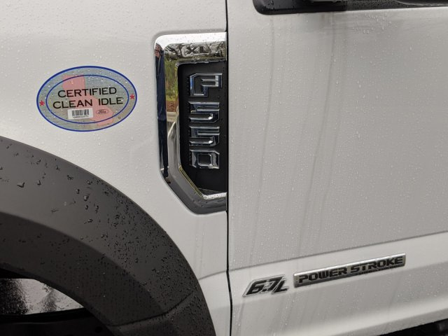 2019 Ford F-550 Crew Cab DRW RWD, PJ's Platform Body #T198487 - photo 11