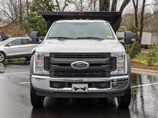 2019 Ford F-550 Crew Cab DRW RWD, PJ's Platform Body #T198487 - photo 8