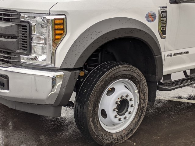 2019 Ford F-550 Crew Cab DRW RWD, PJ's Platform Body #T198487 - photo 9