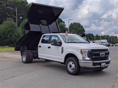 2019 Ford F-550 Crew Cab DRW RWD, PJ's Platform Body #T198487 - photo 3