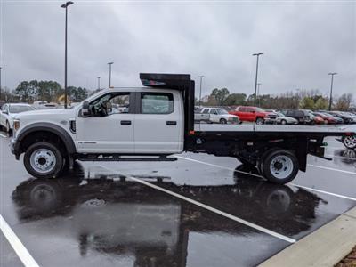 2019 Ford F-550 Crew Cab DRW RWD, PJ's Platform Body #T198487 - photo 7