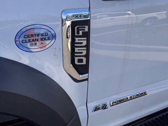 2019 Ford F-550 Super Cab DRW 4x4, Reading SL Service Body #T198488 - photo 11