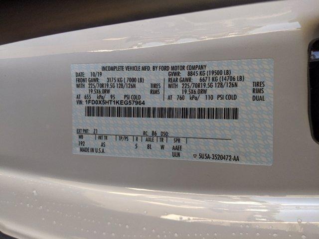 2019 Ford F-550 Super Cab DRW 4x4, Reading SL Service Body #T198488 - photo 47