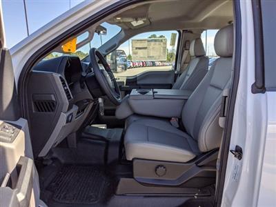 2019 Ford F-550 Super Cab DRW 4x4, Reading SL Service Body #T198488 - photo 12