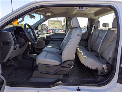 2019 Ford F-550 Super Cab DRW 4x4, Reading SL Service Body #T198488 - photo 29