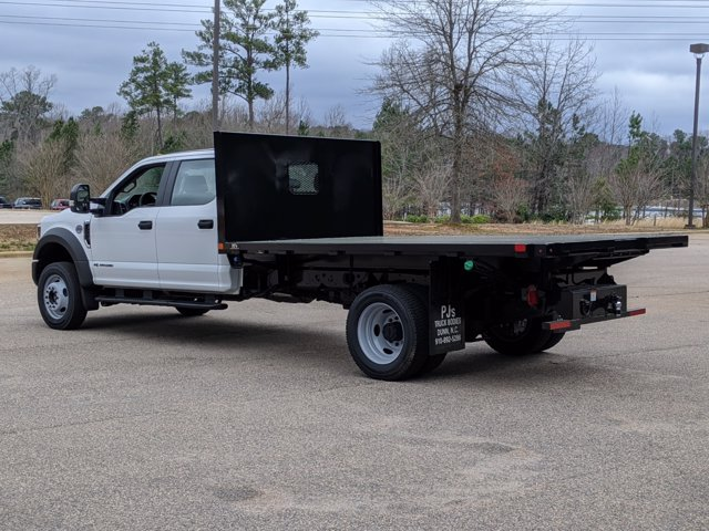 2019 Ford F-550 Crew Cab DRW 4x4, PJ's Platform Body #T198489 - photo 1