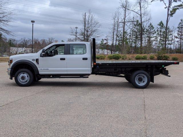 2019 Ford F-550 Crew Cab DRW 4x4, PJ's Platform Body #T198489 - photo 8