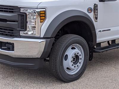 2019 Ford F-550 Crew Cab DRW 4x4, PJ's Platform Body #T198489 - photo 11