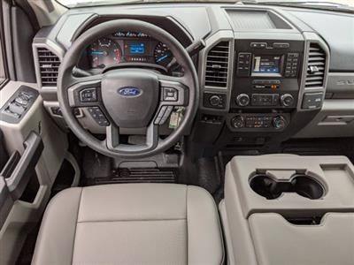 2019 Ford F-550 Crew Cab DRW 4x4, PJ's Platform Body #T198489 - photo 34