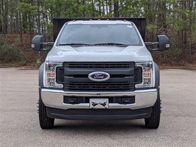 2019 Ford F-550 Crew Cab DRW 4x4, PJ's Platform Body #T198489 - photo 9