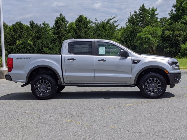 2020 Ford Ranger SuperCrew Cab RWD, Pickup #T205014 - photo 4