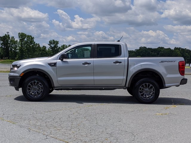 2020 Ford Ranger SuperCrew Cab RWD, Pickup #T205014 - photo 7