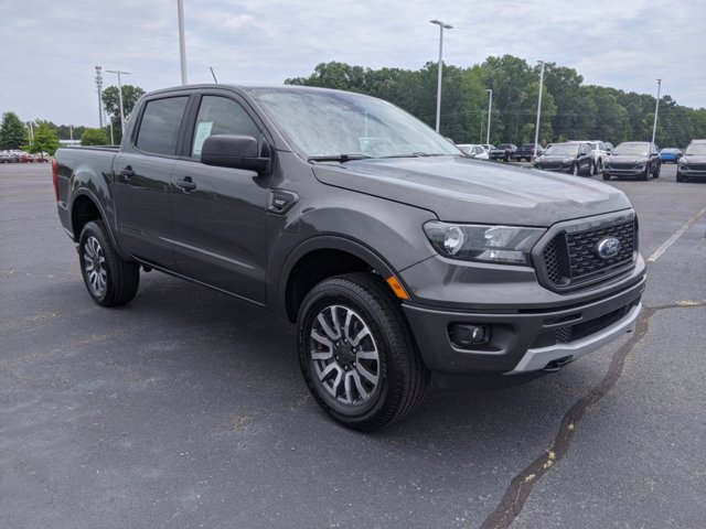 2020 Ford Ranger SuperCrew Cab RWD, Pickup #T205016 - photo 3